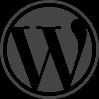 WordPress Logo Big